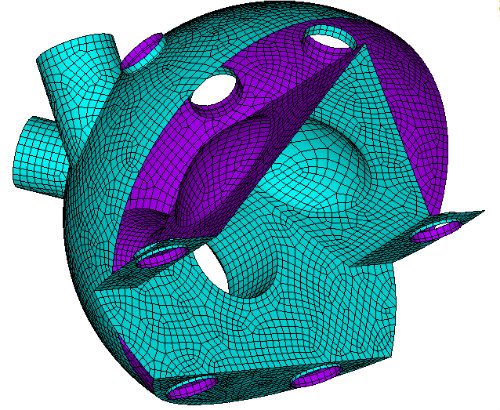 Engineering Design Services - Finite Element Analysis