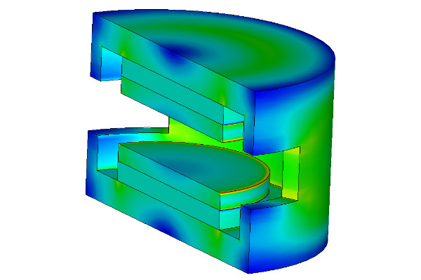 Best Solutin - Projects - Ansys EMAG